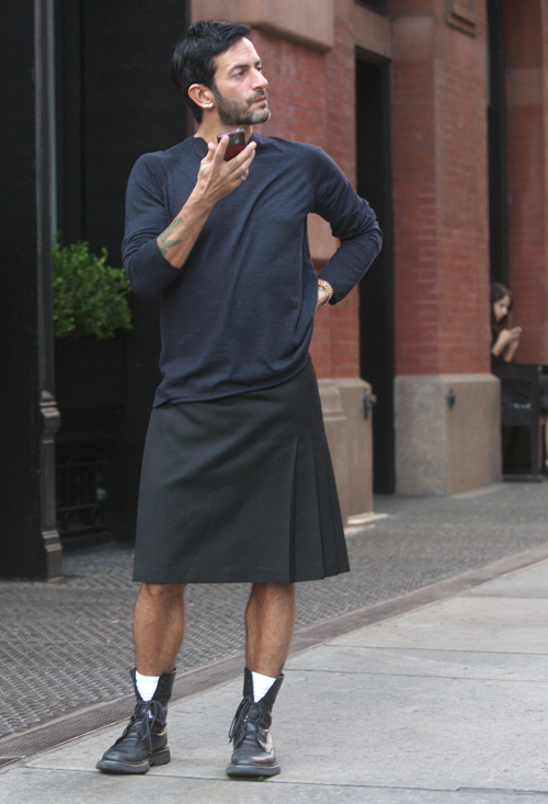 Because I Like Fancy Clothing Even If He Has No Occasion: Men In Skirts? Why Not?