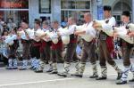 Bulgarian bagpipe players Rose Festival Kazanlak