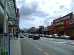 1. Оукланд, Auckland street