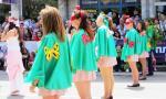 Ladybirds on the Kazanlak Rose Parade