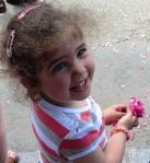 Little girl from Kazanlak, Rose Festival