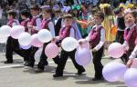 Rose Parade children