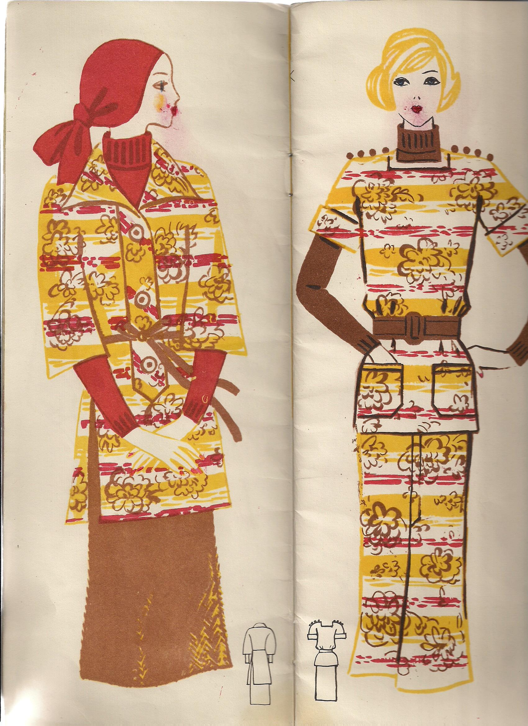 fashion from the 70s 70 70 mode des ann es 70 70. Black Bedroom Furniture Sets. Home Design Ideas