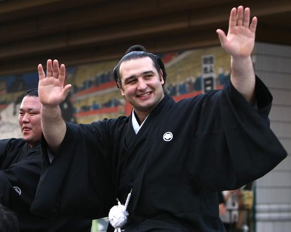 Kotoōshū Katsunori On the edge of glory Kotosh Katsunori