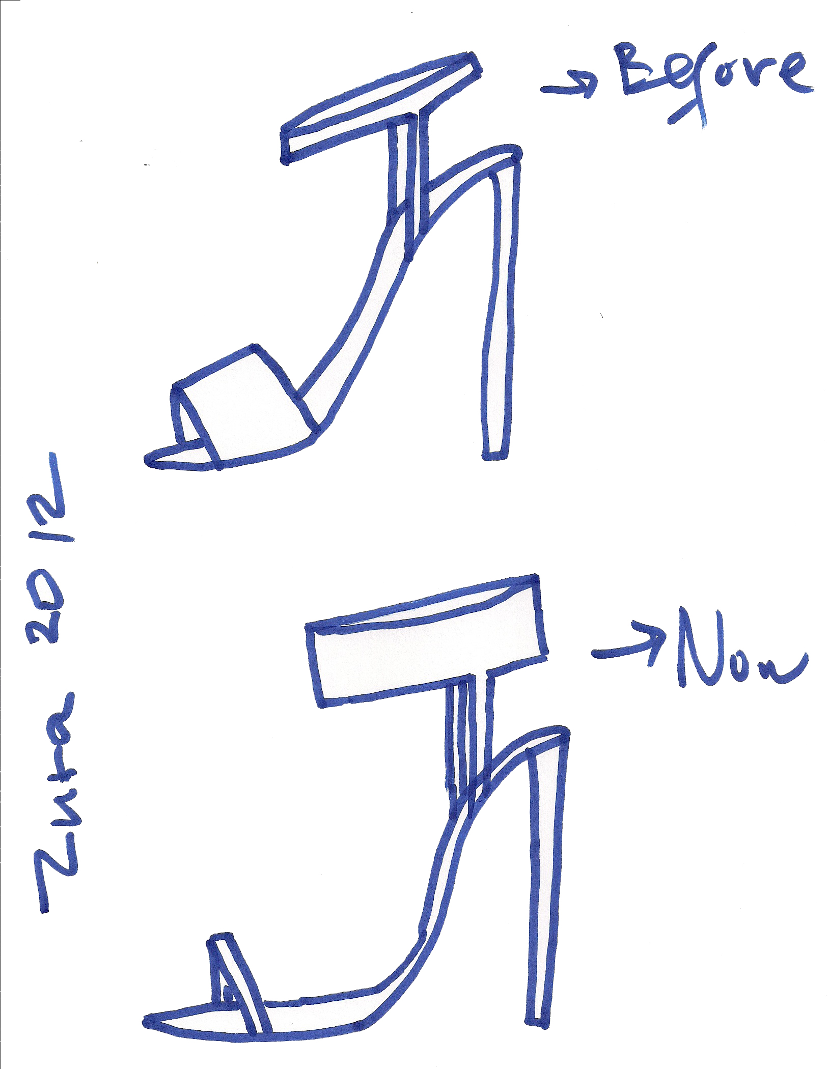 Fashion Design Sketches Boots Viewing Gallery