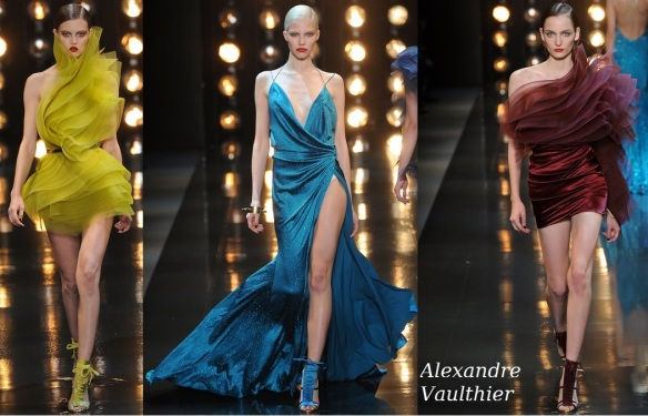 Alexandre Vaulthier Haute Couture Spring 2014
