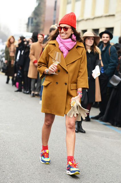Viviana Volpicella runner shoes