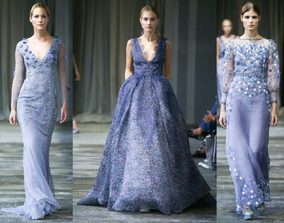 Luisa Beccaria абитуриентски рокли