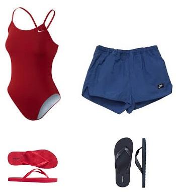 female swimsuit