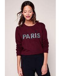 mkt-studio-red-burgundy-sweatshirt